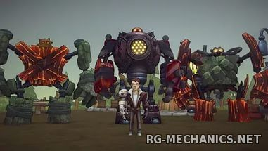 Скриншот к игре Goliath (2016) PC | RePack от SpaceX