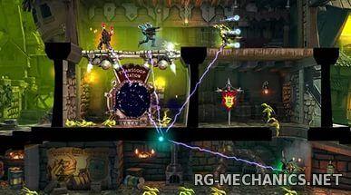 Скриншот к игре Rogue Stormers (2016) PC | RePack от Pioneer