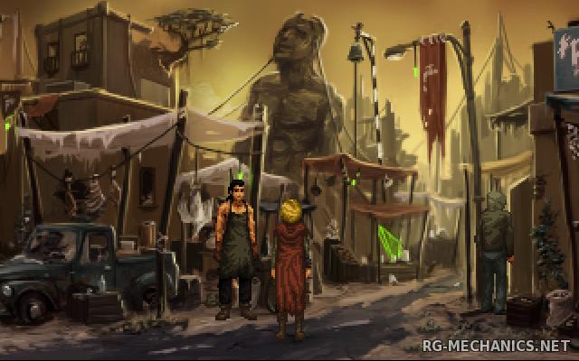 Скриншот к игре Shardlight (2016) PC | RePack