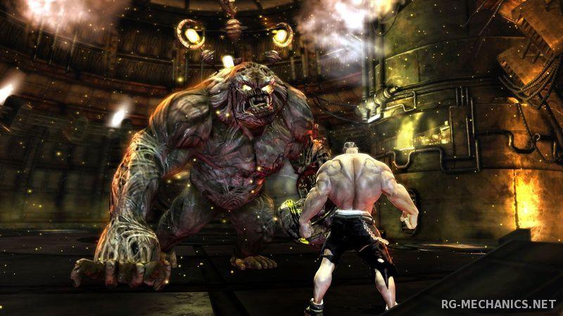 Скриншот к игре Splatterhouse (2010) PS3 | RePack