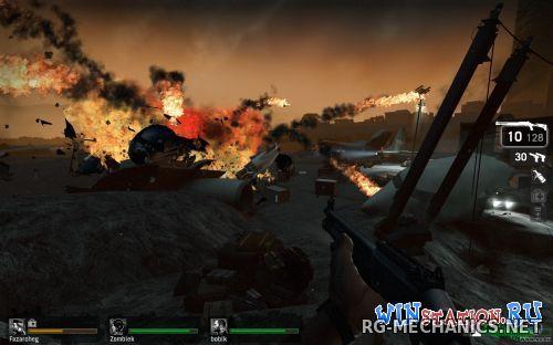Скриншот к игре Left 4 Dead [v1.0.3.1] (2008) PC | RePack