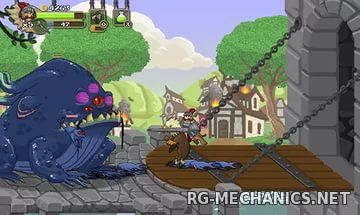Скриншот 1 к игре Gryphon Knight Epic [v1.3.7] (2015) PC | RePack