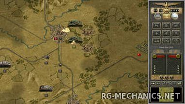Скриншот к игре Panzer Corps: U.S. Corps '42 (2016) PC | RePack от Choice