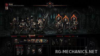 Скриншот к игре Darkest Dungeon [Build 14620] (2016) PC   Лицензия