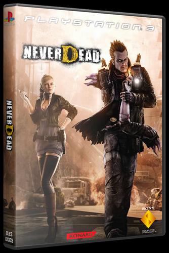 NeverDead (2012) PS3 | RePack