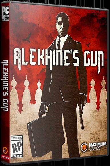 Alekhine's Gun [v 1.02] (2016) PC | RePack от Valdeni