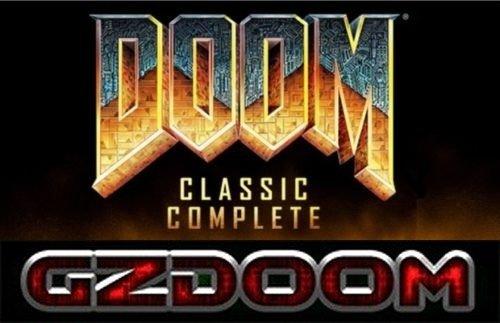 Doom - GZDoom HD Classic Complete (1993-2016) PC | RePack от 86232and