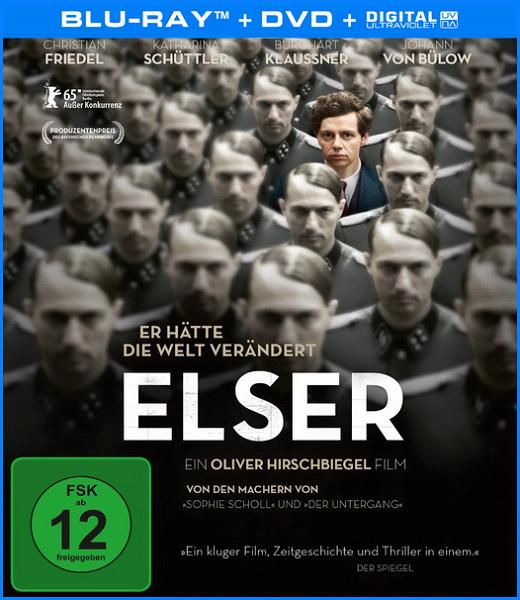 Взорвать Гитлера / Elser