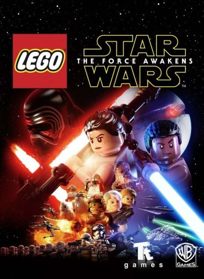 LEGO Star Wars: The Force Awakens (2016)