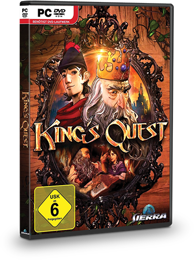 King's Quest - Chapter 1-2 [1.0.8767.0] (2015) | RePack by Valdeni