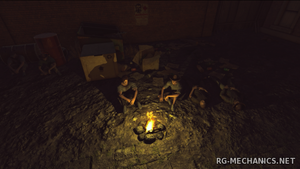 Скриншот к игре Envy the Dead (2016) PC | Repack