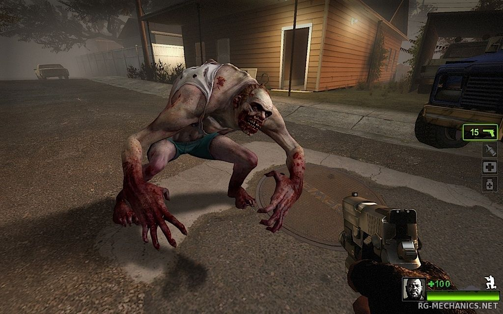 Скриншот 1 к игре Left 4 Dead 2 [v2.1.4.6] (2009) PC | Lossless Repack by Pioneer