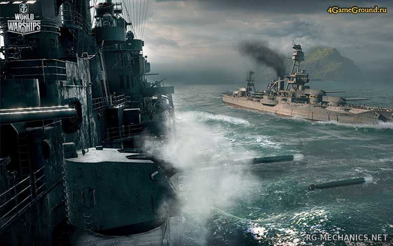 Скриншот 2 к игре World of Warships [0.5.6.1] (2015) PC | Online-only