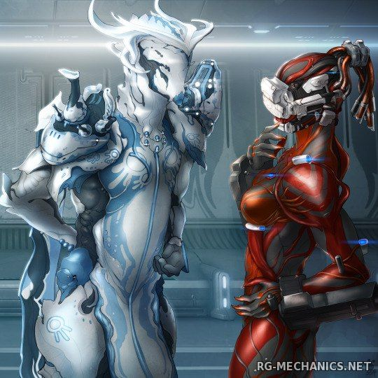Скриншот к игре Warframe: Lunaro (2014) PC | Online-only