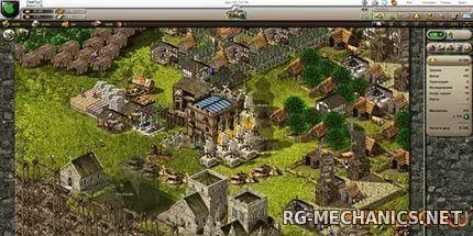 Скриншот к игре Stronghold Kingdoms: Island Warfare [2.0.29.4] (2010) PC | Online-only