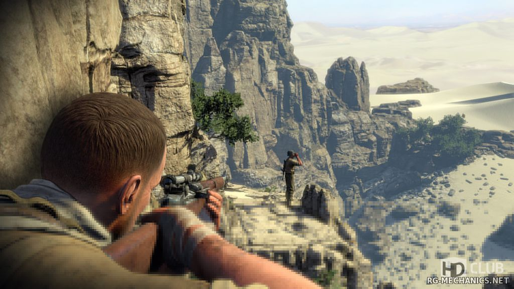 Скриншот к игре Sniper Elite - Трилогия (2005-2014) PC | RePack by Mizantrop1337
