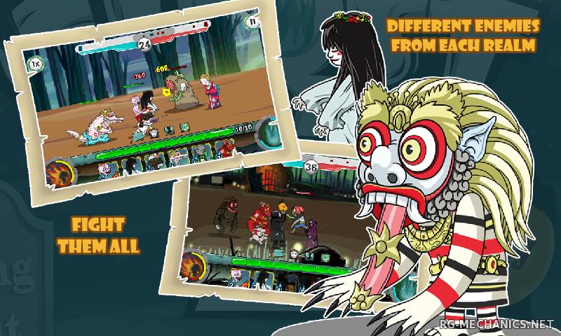 Скриншот к игре Ghost 1.0 (2016) PC | RePack