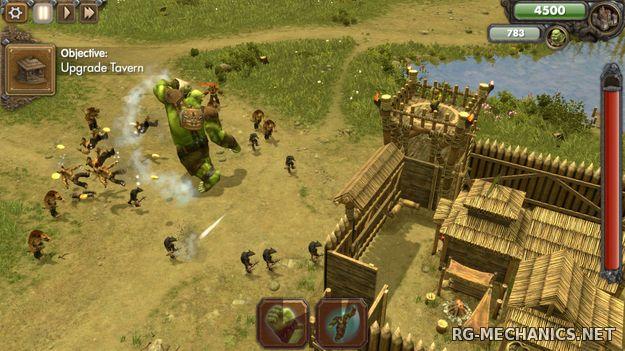 Скриншот к игре One Troll Army [v1.03] (2016) PC | Repack