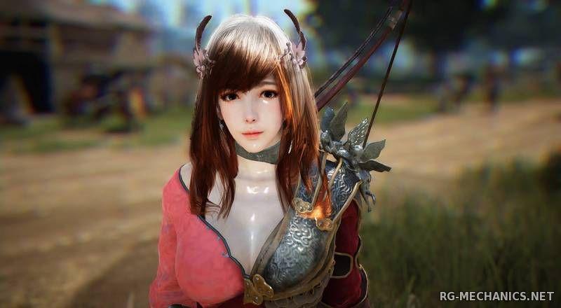 Скриншот к игре Black Desert [214610] (2015) PC | Online-only