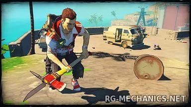 Скриншот к игре Escape: Dead Island (2014) PC | RePack от xatab