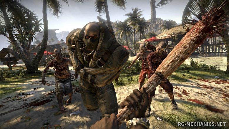 Скриншот к игре Dead Island: Riptide - Definitive Edition (2016) PC | Repack от YelloSOFT