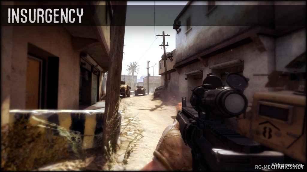 Скриншот к игре Insurgency 2 (2013) PC | RePack от Pioneer