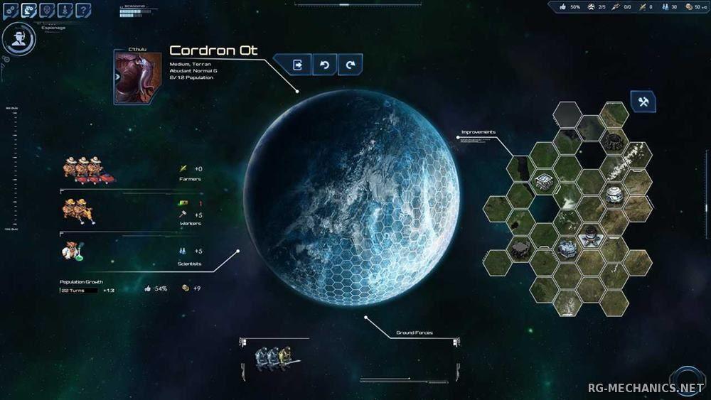 Скриншот к игре StarDrive 2: Gold Pack [v1.4] (2016) PC | Steam-Rip от Let'sPlay