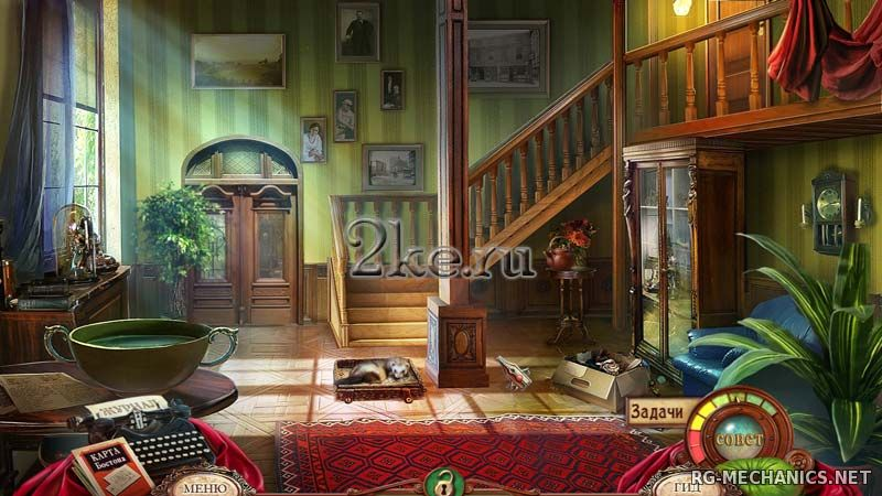 Скриншот к игре Наказанные талантом 2: Украденные награды Коллекционное издание (2016) PC