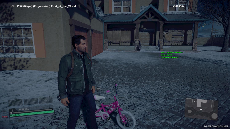 Скриншот к игре Dead Rising 4 (2017) PC   RePack от xatab