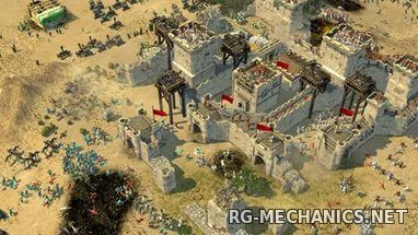 Скриншот к игре Stronghold Crusader 2 - Special Edition [v.1.0.22684] (2014)   Steam-Rip от Let'sРlay