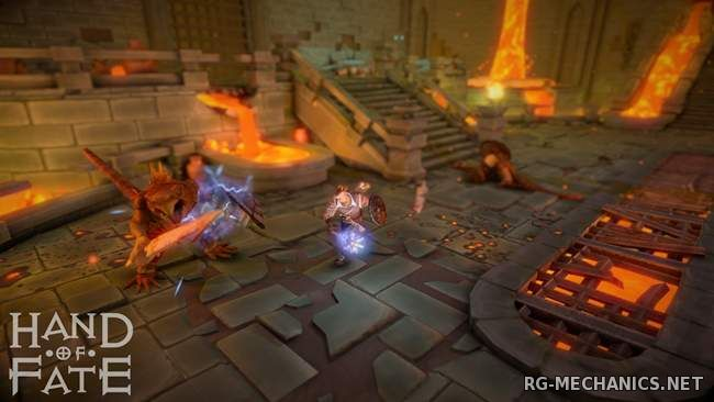 Скриншот к игре Hand of Fate [v.1.3.10] (2015) PC | Steam-Rip от Let'sРlay