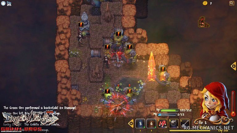 Скриншот к игре Суп из плавников дракона / Dragon Fin Soup (2015) PC | RePack