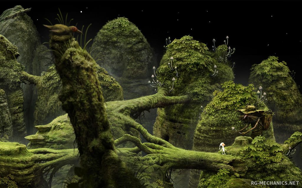 Скриншот к игре Samorost 3: Cosmic Edition [v.1.3.329] (2016) PC   Steam-Rip от Let'sРlay