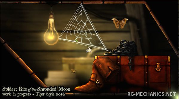 Скриншот к игре Spider: Rite of the Shrouded Moon (2016) PC | Repack от Other's