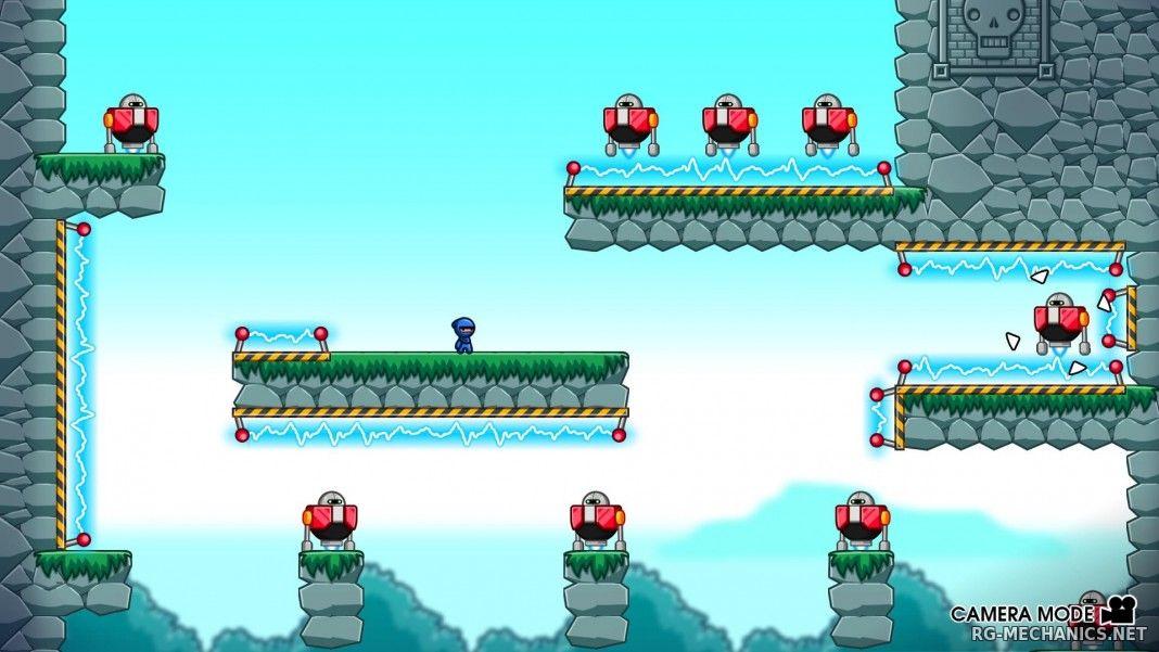 Скриншот к игре 10 Second Ninja X (2014) PC | Repack