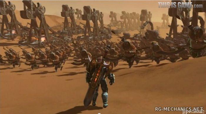 Скриншот к игре Titan Siege [14.07.16] (2016) PC | Online-only