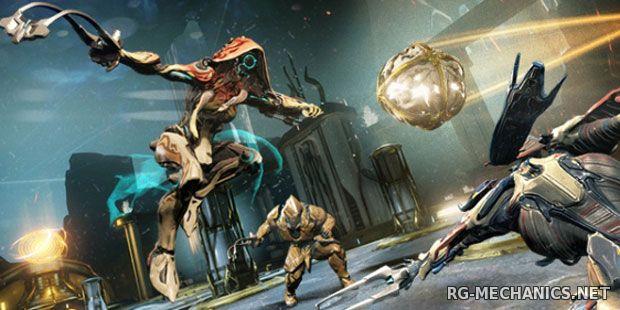 Скриншот к игре Warframe: Lunaro [7.1] (2014) PC | Online-only