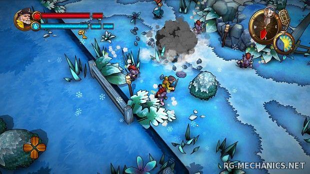 Скриншот к игре Lost Sea [v1.01c] (2016) PC | Лицензия