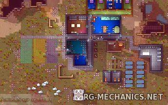 Скриншот к игре RimWorld v.1.2.2900 [GOG] (2018) скачать торрент Лицензия