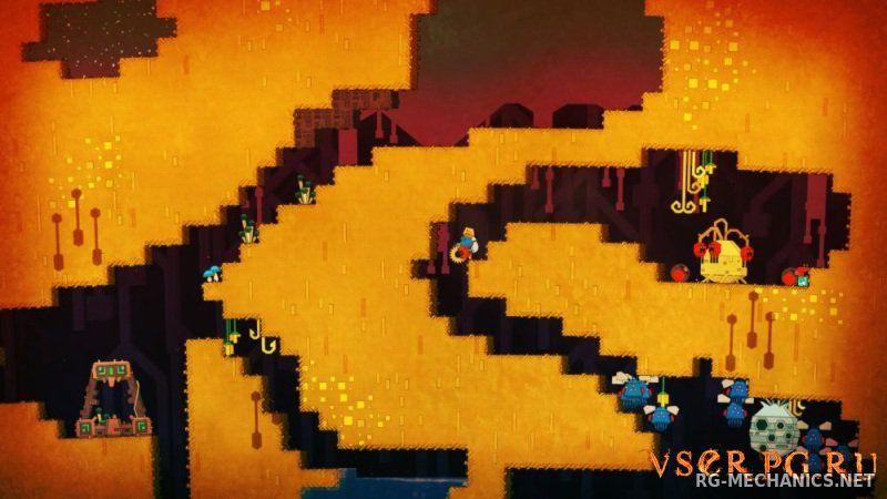 Скриншот к игре Nom Nom Galaxy по сети