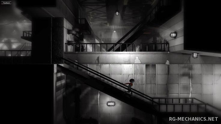 Скриншот к игре Inside (2016) PC   RePack от R.G. Механики