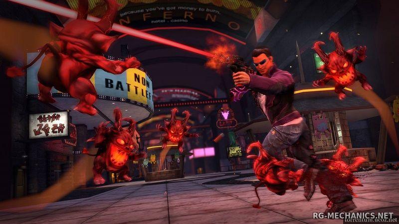 Скриншот к игре Saints Row: Gat out of Hell [Update 2] (2015) PC | RePack от R.G. Механики