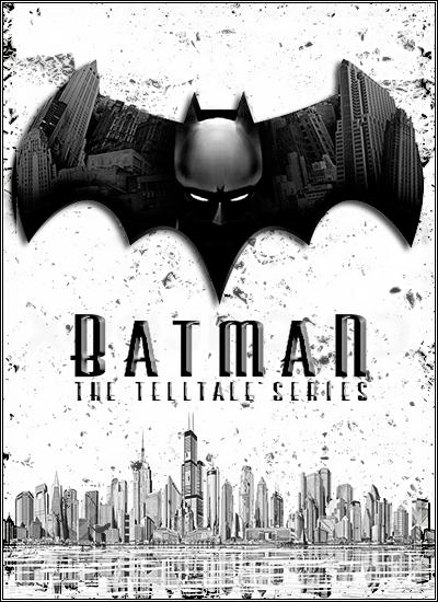 Batman: The Telltale Series - Episode 1-4