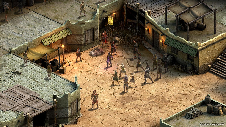 Скриншот к игре Tyranny: Overlord Edition (2016) PC | RePack от FitGirl