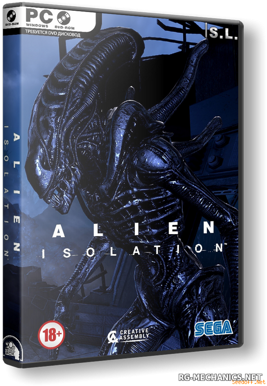 Скриншот к игре Alien: Isolation - Collection [Update 9] (2014) PC   RePack от R.G. Механики