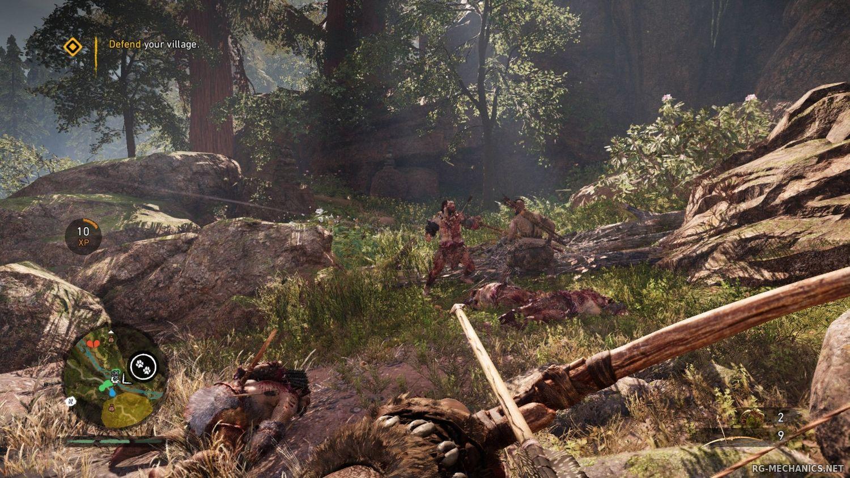 Скриншот к игре Far Cry Primal: Apex Edition (2016) PC | RePack от R.G. Механики