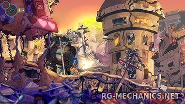 Скриншот к игре Rise & Shine (2017) PC | RePack от R.G. Механики