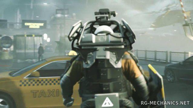 Скриншот к игре Quantum Break (2016) PC | RePack от R.G. Механики