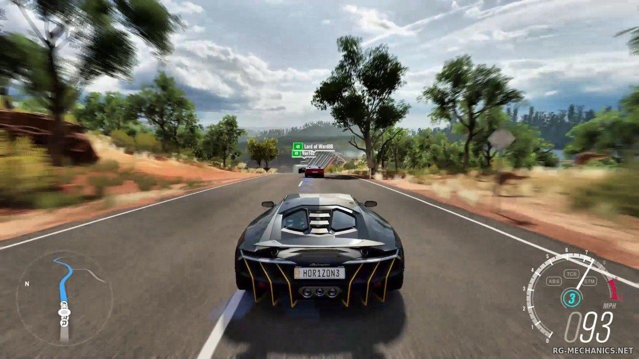 Скриншот к игре Forza Horizon 3 (2016) скачать торрент RePack