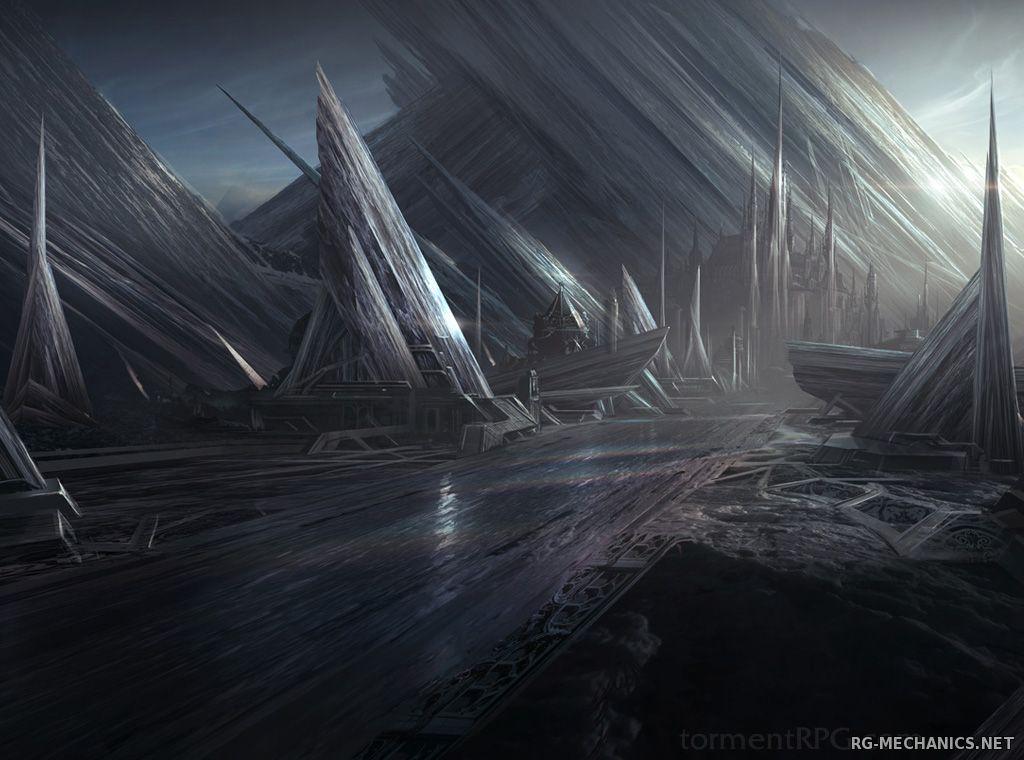 Скриншот к игре Torment: Tides of Numenera (2017) PC   RePack от R.G. Механики